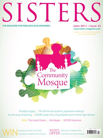 SISTERS June 2011 Issue