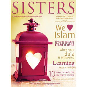 SISTERS December 2012 Issue