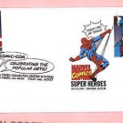 Marvel Comics Stamp Collection FDC: Captain America