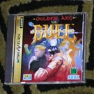 Golden Axe: The Duel (Sega Saturn) *JAPANESE IMPORT*