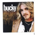 Bucky Covington Self-Titled CD *AUTOGRAPH*