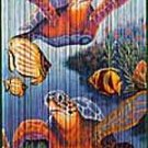 STPBFF-5252 Sea Turtles Bamboo Curtain (96 strands)