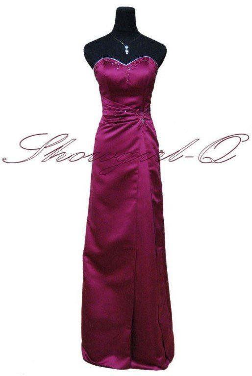 3686C EVENING DRESS PROM BALL GOWN 8 10 12 14 16