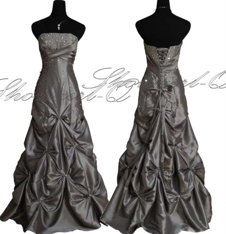 3608S EVENING DRESS PROM BALL GOWN  8 10 12 14 16 18 20