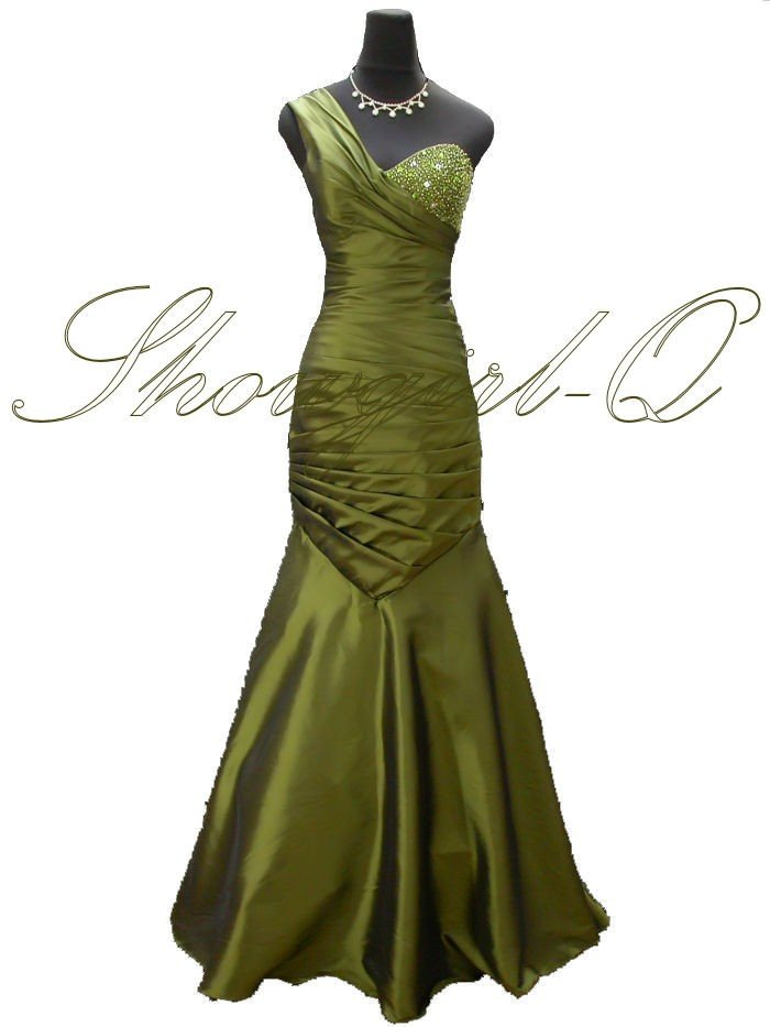 3609OL EVENING DRESS PROM BALL GOWN 8 10 12 14 16 18 20