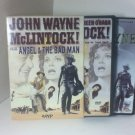 John Wayne McLintock/Angel & The Bad Man 2 CD Set