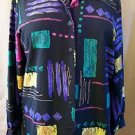 "Woman Multi Colored Shirt by ""Tan Jay"" Size-12"