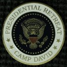 Camp David Challenge Coin