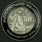 Korean War Memorial Challenge Coin