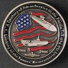 2006 San Diego Submarine Centennial Challenge Coin