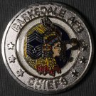 Barksdale AFB CMSgt's Coin
