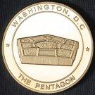 Pentagon Challenge Coin