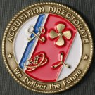 USCG Acquisition Directorate Challenge Coin