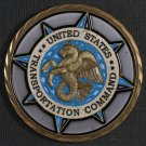 Defense Courier Service Challenge Coin