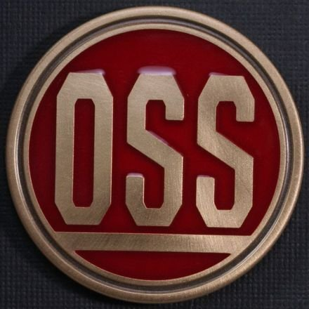 OSS Challenge Coin