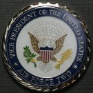 Air Force Two Challenge Coin