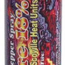 Wildfire 18% pepper spray 4oz