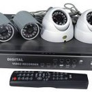 Economy - 4 Channel DVR Complete System
