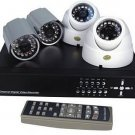 Economy Internet Access - 4 Channel DVR Complete System