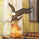 Soaring Eagle Lamp(swm)