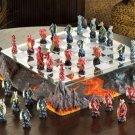 Dragons Realm Chess Set (wsm)