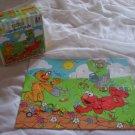 Sesame Street 24 Piece GARDEN PUZZLE