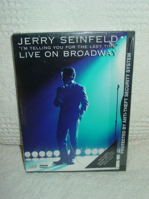"""Jerry Seinfeld - """"I'm Telling You For The Last Time"""" - Live on Broadway"""