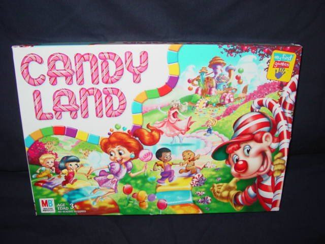 Candyland Game - My First Games