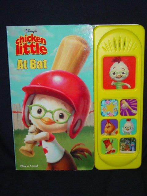 Disney's Chicken Little at Bat Play-a-Sound Book