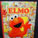 Sesame Street Elmo - Look and Find