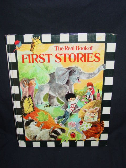 The Real Book of FIRST STORIES