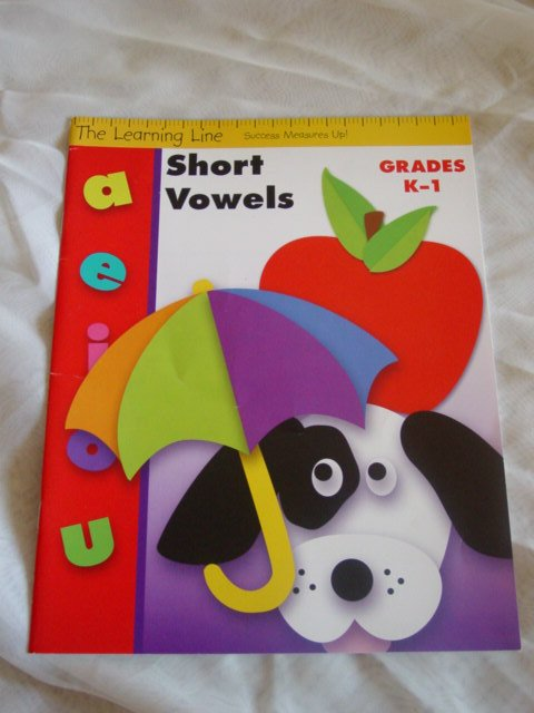 Short Vowels Workbook