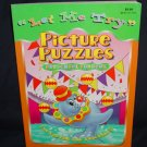 """Let Me Try"" Hidden Pictures Preschool Funbook"