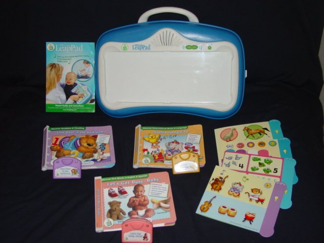 Little Touch Leappad by Leapfrog
