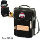 Ohio State Embroidered Duet Tote Black