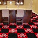 Ohio State University Carpet Tiles
