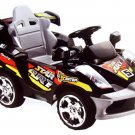 Mini Motos Star Ride On Car 6V Black (Remote Controlled)