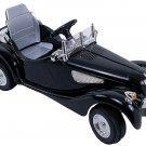 Kalee Classic Ride On Car 6v - Black (Remote Controlled)