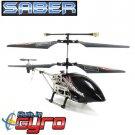 SABER­® 3.5CH GYRO METAL IR HELICOPTER