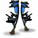 Poweriser Jumping Stilt Youth Blue 66-110 lbs