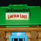 K'NEX LINCOLN LOGS PRAIRIE EXPRESS