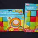 Funtime Building and Stacking Set/Alphabet Blocks
