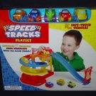 Little Tots Speed Tracks Playset