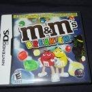M & M Break'Em Nintendo DS Game