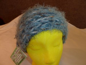 Splash of Blue Headband