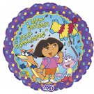Dora the Explorer Happy Birthday 18 Inch Mylar Balloon