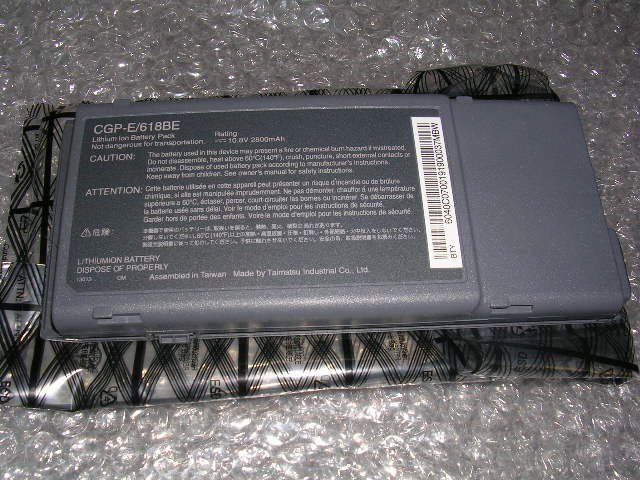 Acer Travelmate 330 340 BTP-25D1 CGP-E 618AE Li-Ion Laptop Battery new