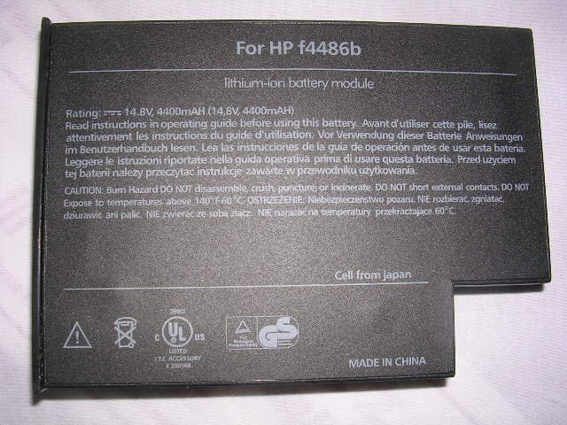New HP Pavilion ZE1000 XF328 Battery F4486B F4486A ZE1110 ZE1250 XF ZE1115 ZE1121 ACER 1300 1310