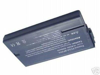NEW SONY VAIO PCG GRS GRT GRV GRX Battery PCGA-BP2NX PCGA-BP2NY  PCG-GRX90 4400mah HIGH Capacity