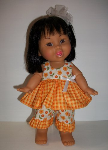 Capri Outfit for Galoob Baby Face Doll